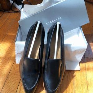 Everlane Modern Loafer in Black